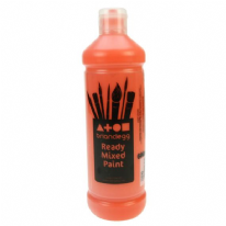 Ready Mixed Paint 600ml Orange